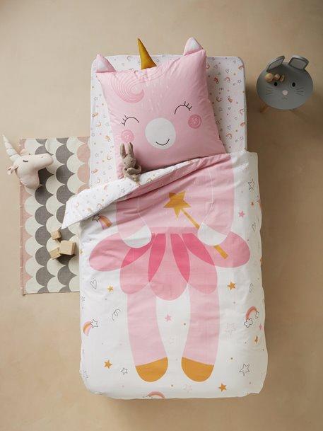 Einhorn Bettwasche Bett Und Kissenbezug Aus 100 Baumwolle