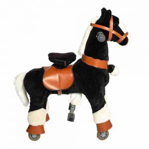 Galoppo Spielzeugpferd zum Reiten, ein kleines Pferd mit Rollen für Kinder ab 2 Jahren