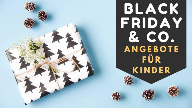 Black Friday Angebote 2020 für Kinder: Spielzeug etc.
