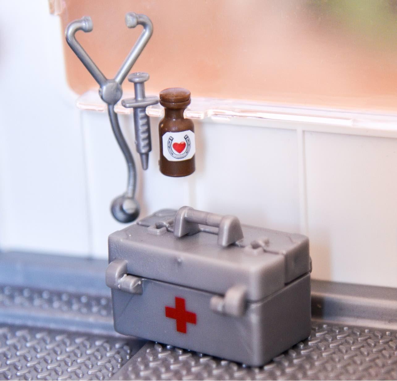 Arztkoffer Spielzeug für Kinder.