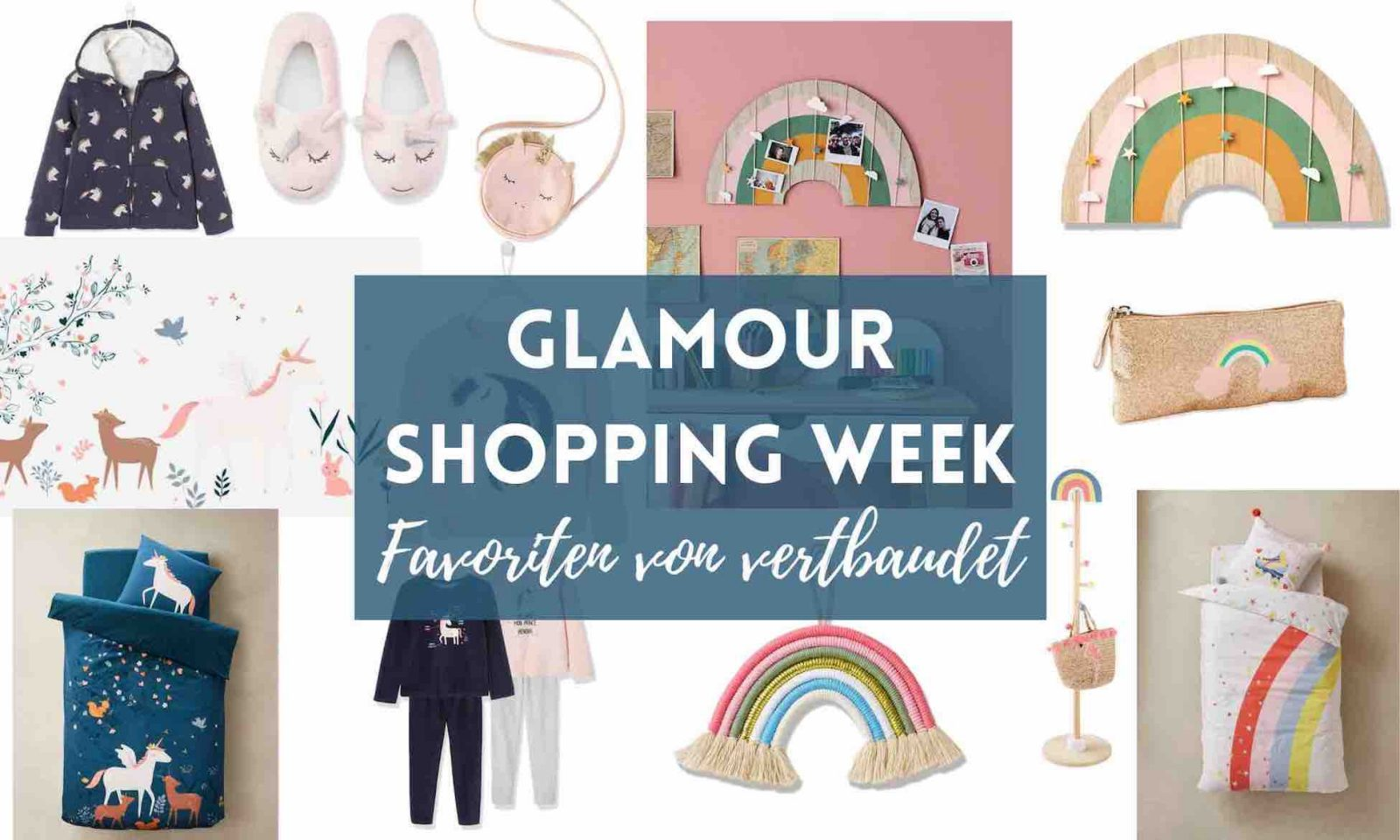 Glamour Shopping Week Favoriten für Kinde