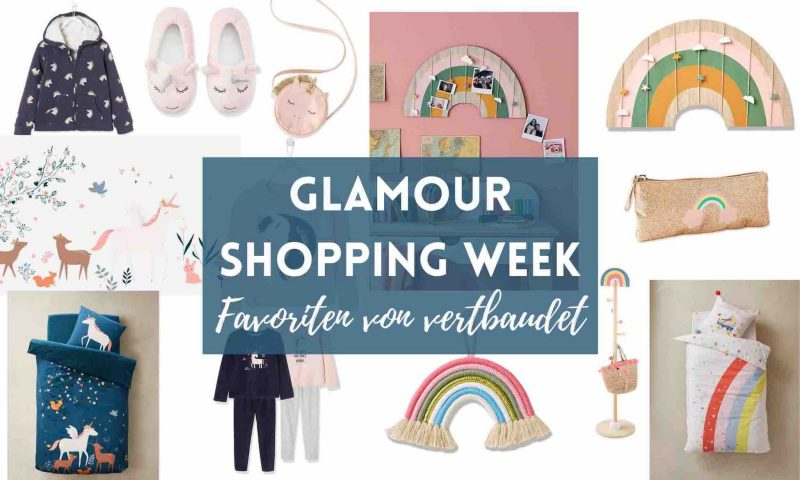 Glamour Shopping Week Favoriten für Kinde