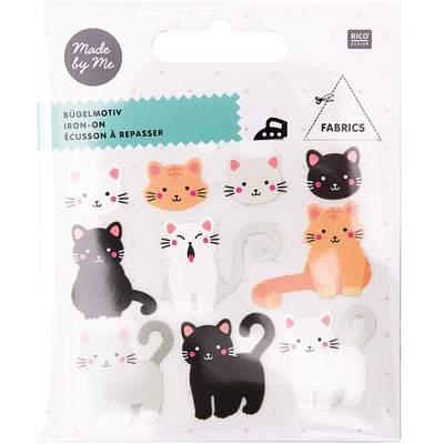 Bügelbild Katze von Rico Design